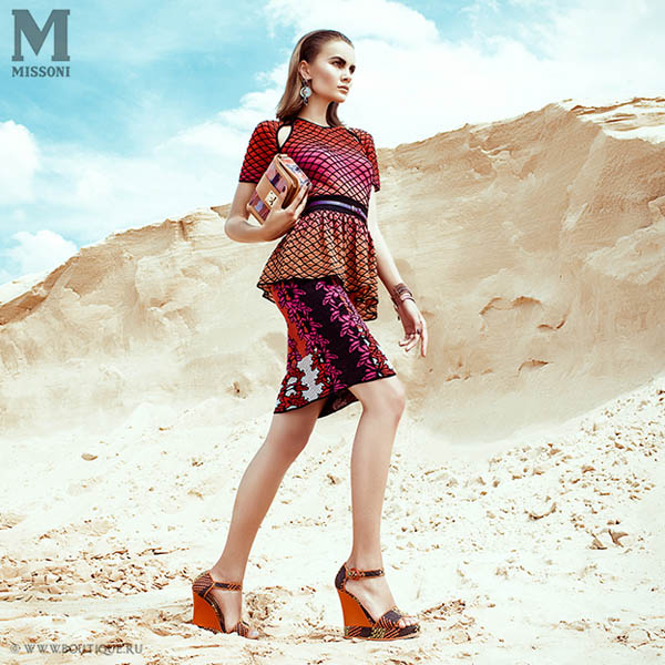 Lookbook M Missoni